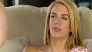 Blake Eden With Katy Kiss In Ill Show You A Thing Or Two For WhenGirlsPlay